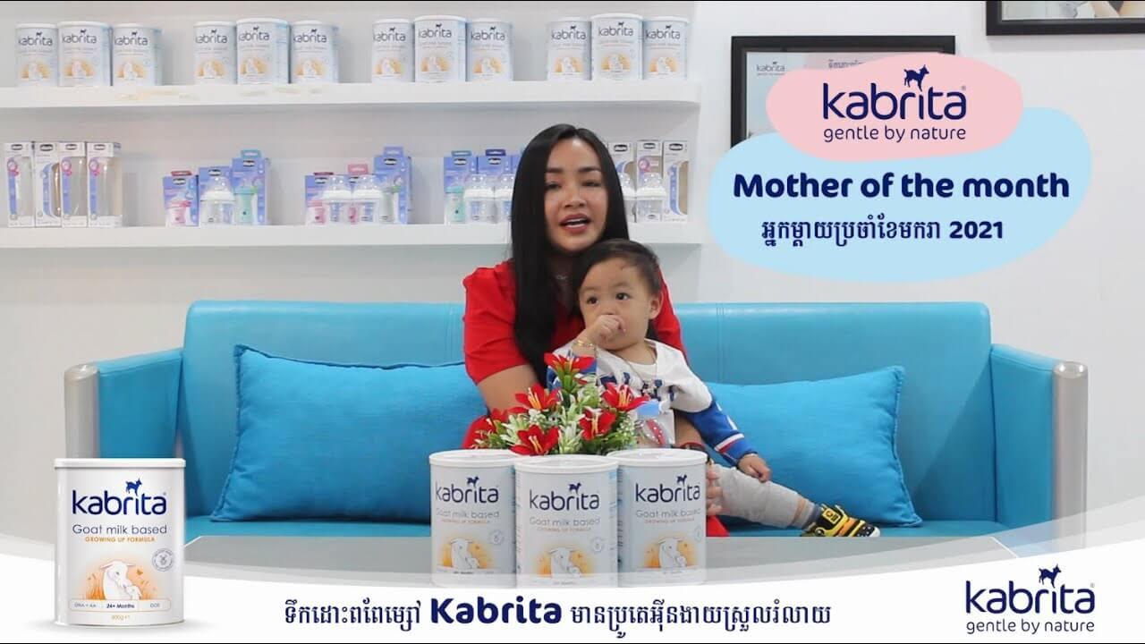 """Kabrita supports digestive & immune system"""